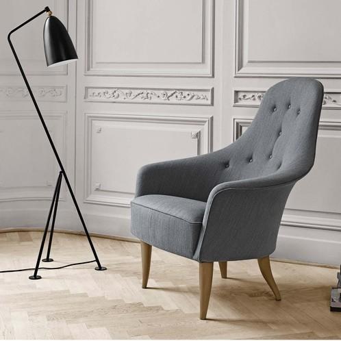 Gubi - Adam Lounge Chair Sessel