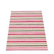 pappelina - Lisa Teppich 70x150cm - pink/vanille