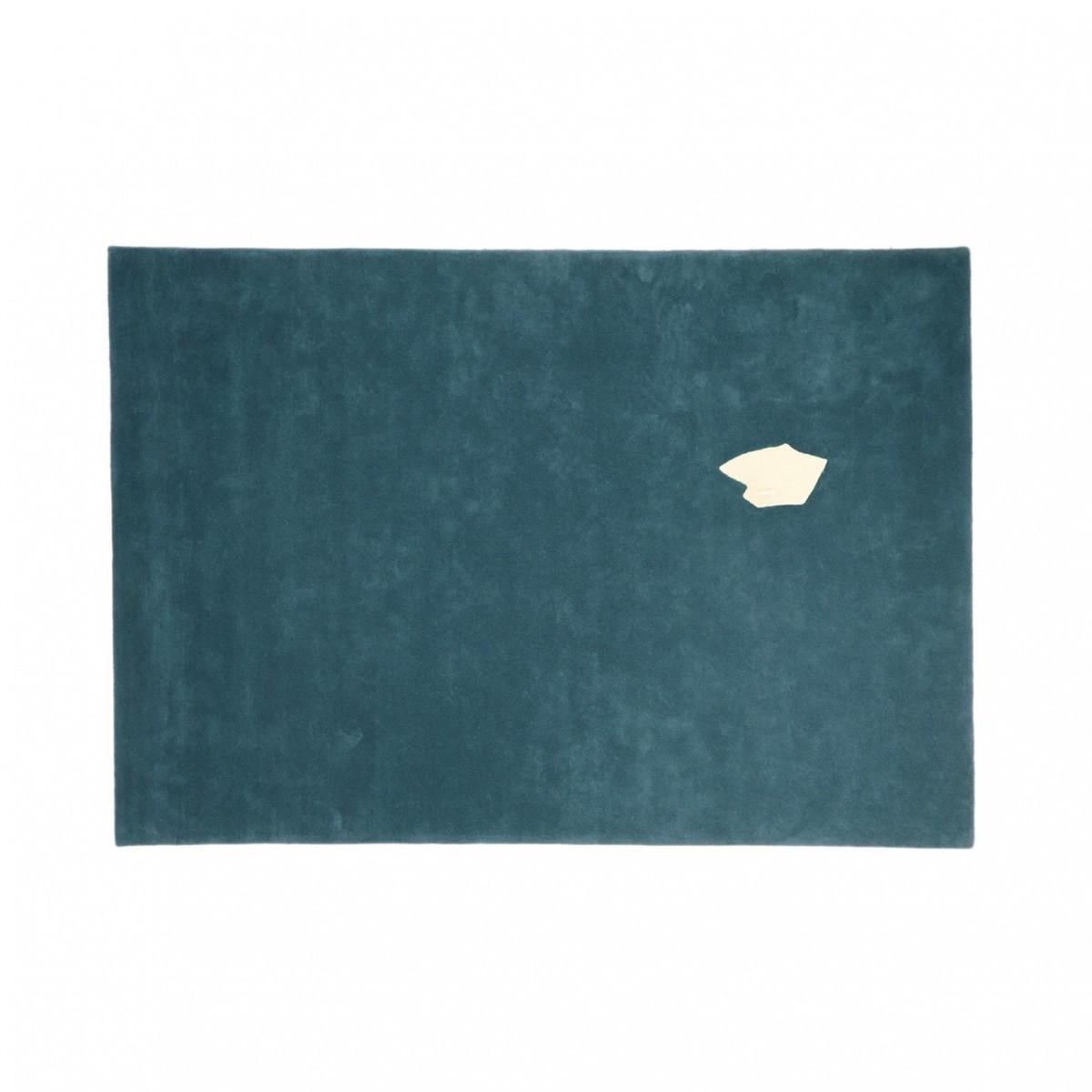 global warming tapijt met ijsbeer nanimarquina. Black Bedroom Furniture Sets. Home Design Ideas