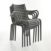 Driade: Brands - Driade - Pip-e Armchair set of 4