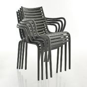 Driade: Brands - Driade - Pip-e Armchair set of 4