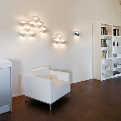 Vibia - Fold Surface LED Wandleuchte