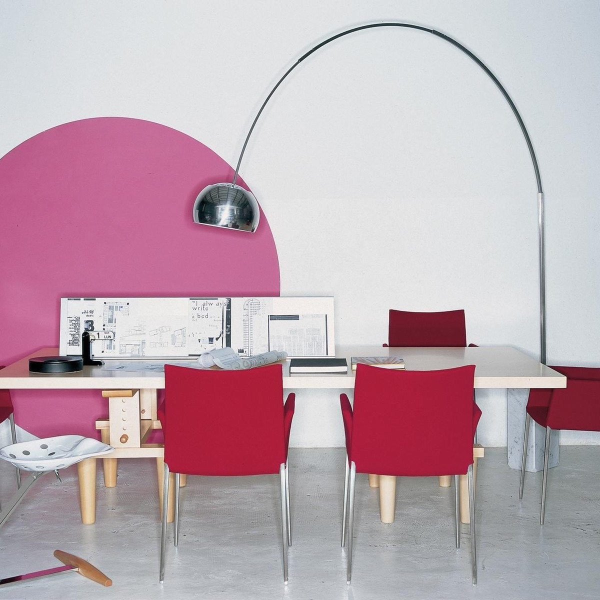 Arco Floor Lamp  Flos  AmbienteDirectcom