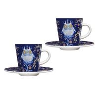 iittala - Taika Set Of 2 Espresso Cups