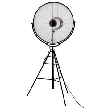 Pallucco - Fortuny - Lámpara de pie - negro/metal