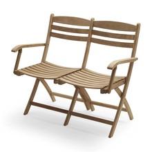 Skagerak - Selandia Gartensofa 2 Sitzer