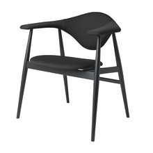 Gubi - Masculo Dining Chair Holzgestell
