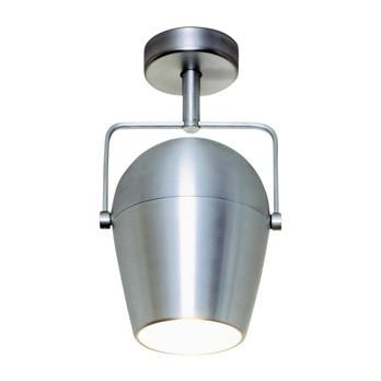 Serien - Pan Am Ceiling - aluminium/gebürstet