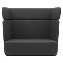 Softline - Basket Sofa mit hohem Rücken
