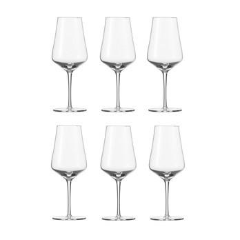 Schott Zwiesel - Fine Beaujolais Rotweinglas 6er Set - transparent/Tritan® Kristallglas/486ml/H: 22.8cm
