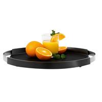 Blomus - Pegos Tray round