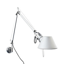 Artemide - Tolomeo Mini Parete Fluo Dark Light