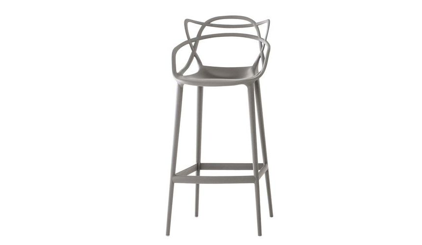 masters barhocker 109cm kartell. Black Bedroom Furniture Sets. Home Design Ideas