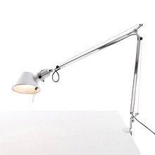 Artemide - Tolomeo with table clamp