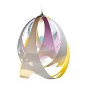 Slamp - Goccia di Luce Pendelleuchte - tetra/Ø30cm/Opalflex®
