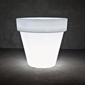 Serralunga: Hersteller - Serralunga - Vas Two Leuchte / Blumentopf L