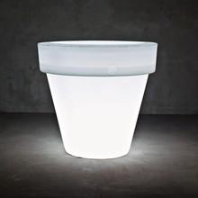 Serralunga - Vas Two Lamp / Plant Pot L