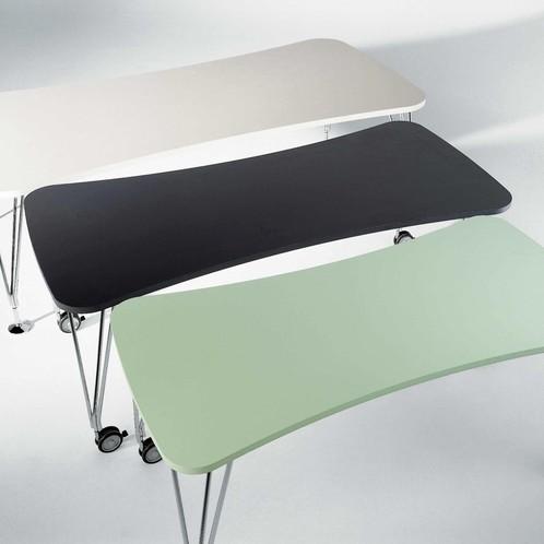 Kartell - Max Tisch mit Rollen 190x90cm