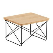 Vitra - Occasional Table LTR basic dark Beistelltisch