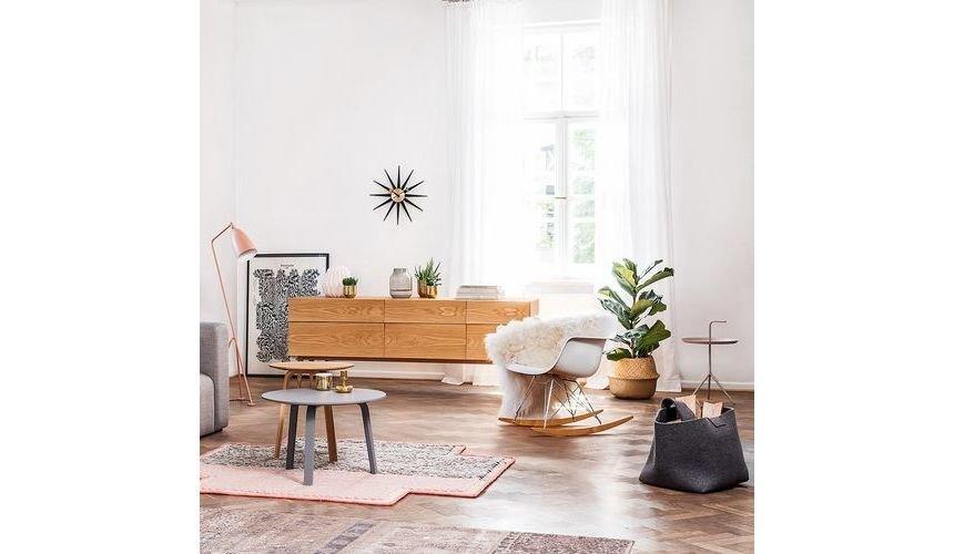 Eames Plastic Armchair Rar Schaukelstuhl Vitra