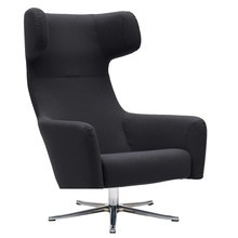 Softline - Havana Swivel Wingback Chair