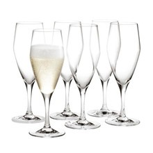Holmegaard - Perfection Champagne Glass Set of 6