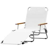Jan Kurtz - Fiam Amigo - Chaise-longue avec accoudoirs