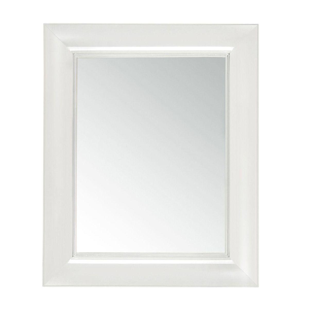 francois ghost mirror  kartell  ambientedirectcom - kartell  francois ghost mirror  crystal cleartransparent x  x