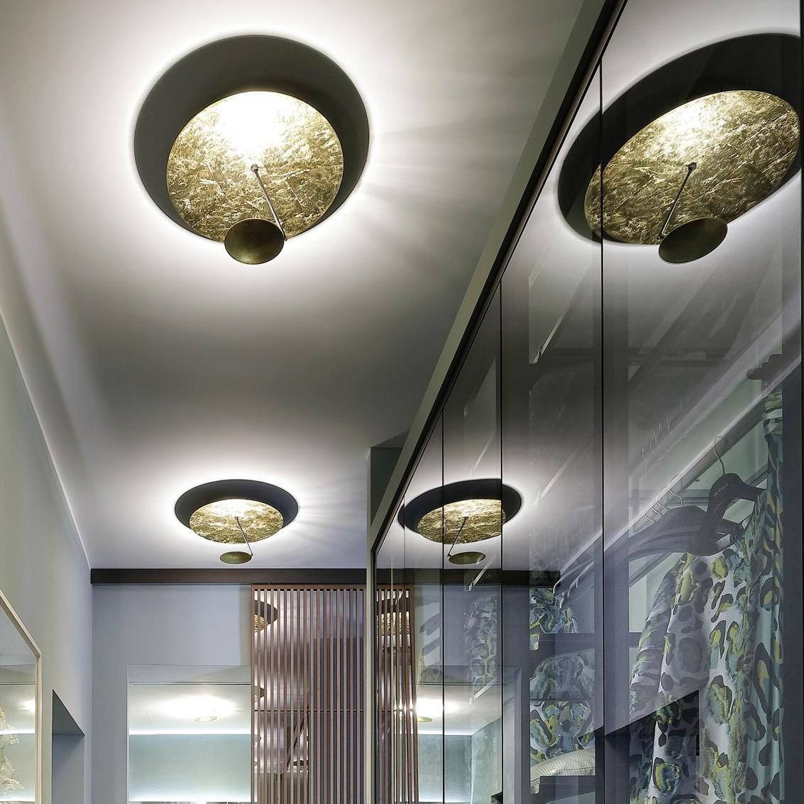 Catellani & Smith Lederam C150 LED Deckenleuchte | AmbienteDirect