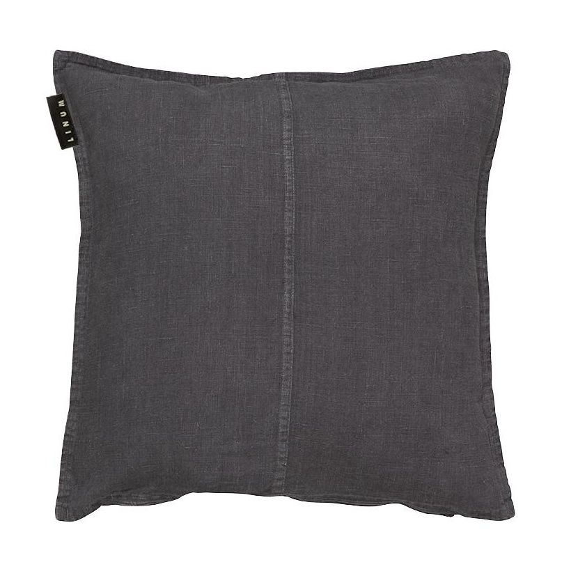 west cushion 50x50cm | linum | ambientedirect.com - Designer Mobel Reisverschluss