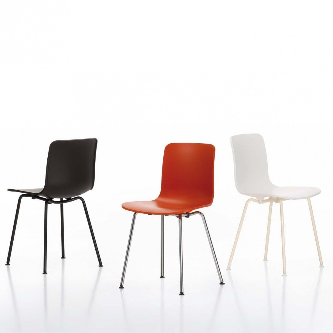 Vitra Hal Tube Chair Frame Chrome Ambientedirect