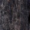 Nanimarquina - Noche Teppich - schwarz/Jute/170x240cm