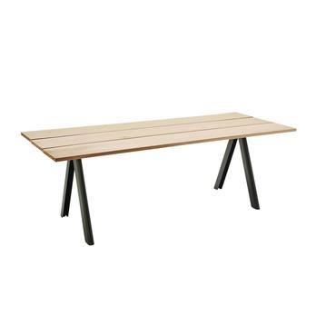 Skagerak - Overlap Gartentisch 200x90x74cm