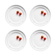 Rosendahl Design - Set de 4 assiettes Grand Cru Ø19cm