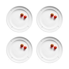 Rosendahl Design - Set de 4 platos Grand Cru Ø19cm