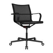 Wagner - D1 Office Chair with Armrests & Castors Frame