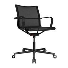 Wagner - D1 bureaustoel met armsteun & zwenkwiel frame