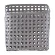 - Cube Korb - grau/12x25cm