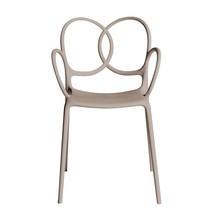 Driade - Chaise de jardin avec accoudoirs Sissi