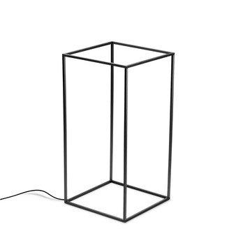 Flos - Ipnos Außenleuchte - schwarz/2700K / 980lm