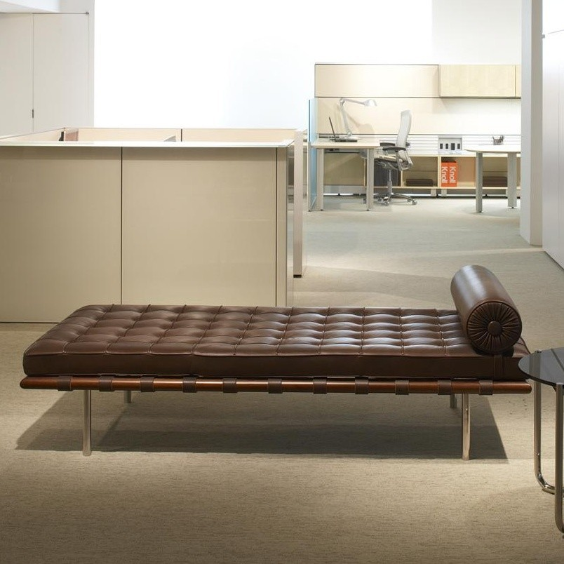 Knoll International Barcelona Mies Van Der Rohe Daybed