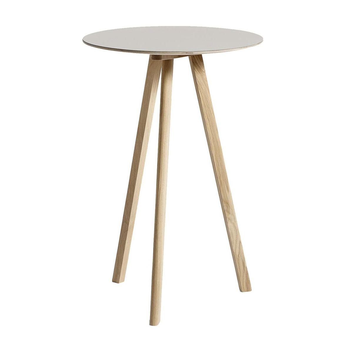 copenhague cph20 cocktail table 70cm hay. Black Bedroom Furniture Sets. Home Design Ideas