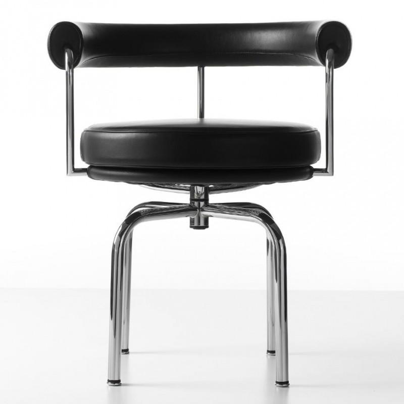 Le corbusier lc7 fauteuil pivotant cassina - Fauteuil le corbusier cassina ...