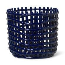ferm LIVING - Ceramic Basket L