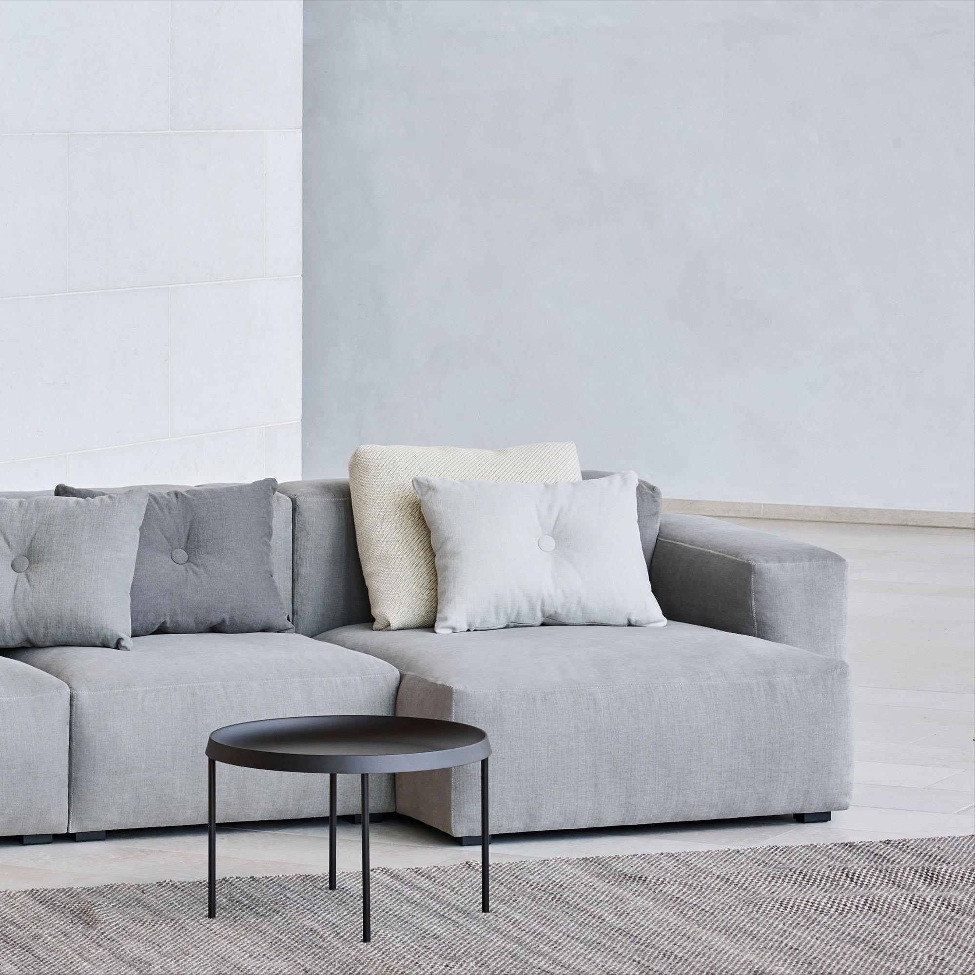 Hay Mags Soft 3 Sitzer Sofa Armlehne Niedrig 321x127