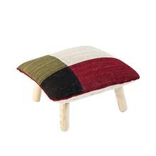 Nanimarquina - Mélange Kilim Wool Pouf
