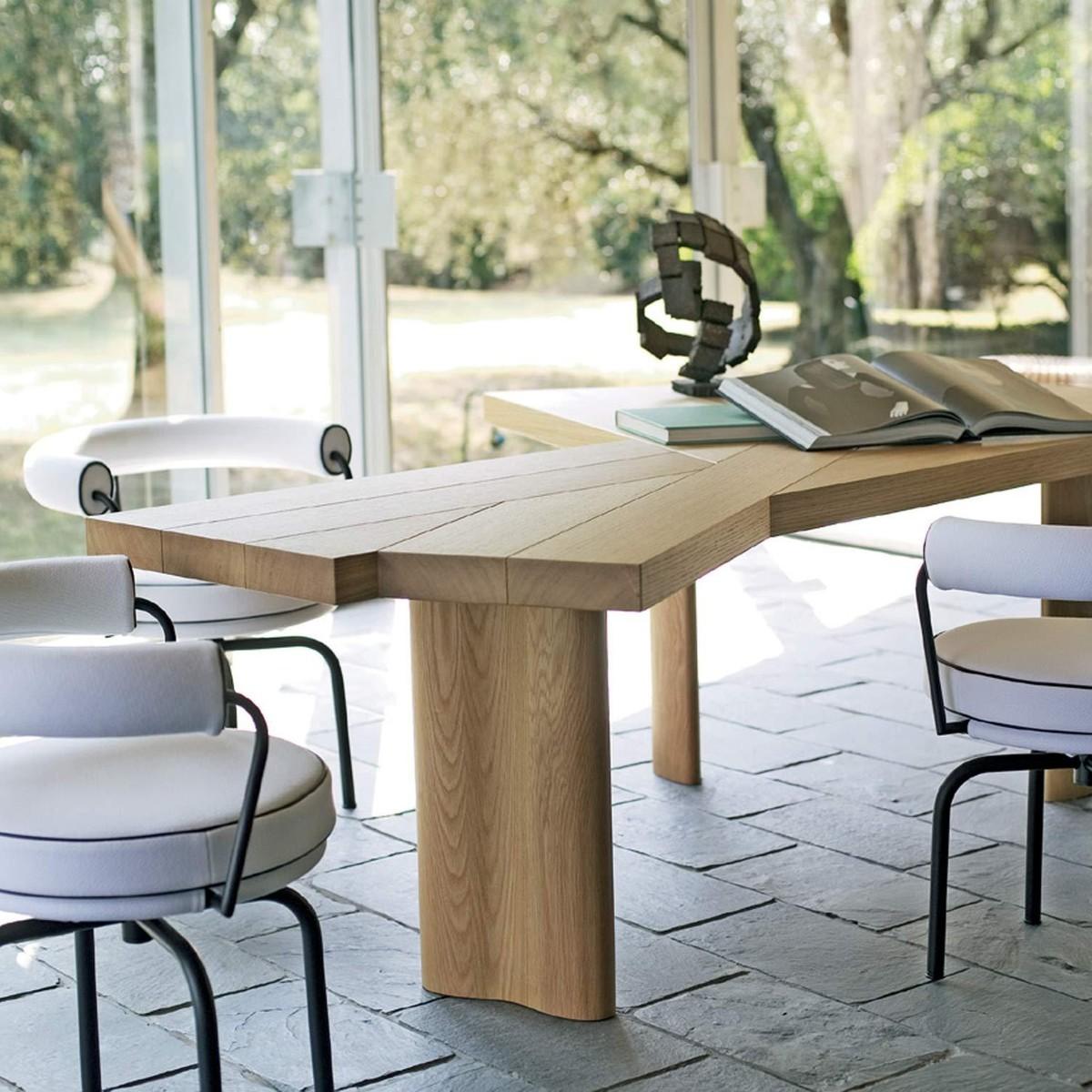 511 ventaglio esstisch cassina. Black Bedroom Furniture Sets. Home Design Ideas