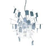 Ingo Maurer - Zettel'z 6 Pendelleuchte - weiß/Papier/230 Volt/Ø 60cm