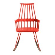 Kartell - Comback Chair Schaukelstuhl