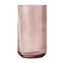 Lyngby Porcelæn - Lyngby - Glazen vaas H15cm